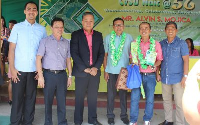 CvSU Naic Celebrates 56th Foundation Day