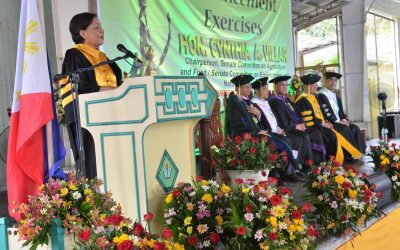 CvSU-Naic held 52nd Commencement Exercises