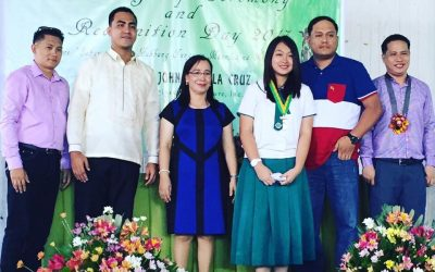First Moving – Up Ceremony and Recognition Day 2017