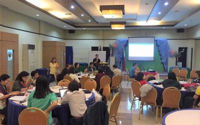 CvSU Naic joins CvSU GAD Benchmarking and Yearend Review at Pampanga, Bataan, Zambales
