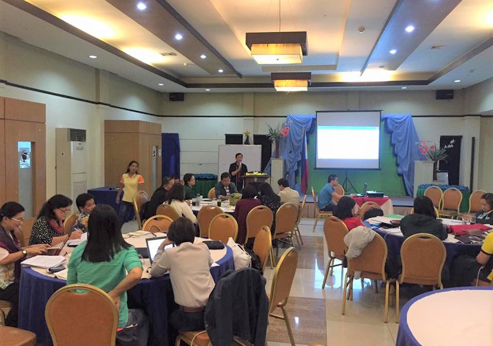 CvSU Naic joins CvSU GAD Benchmarking and Yearend Review at Pampanga, Bataan, Zambales