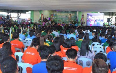CvSU Naic joins CvSU Don Severino delas Alas Campus as the latter celebrates its 112th Foundation Day