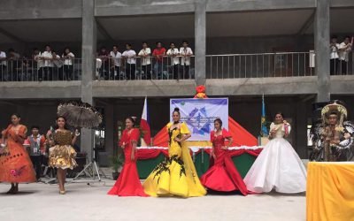 CvSU Naic Ginoo at Binibining Kultura 2018 is the concluding activity for this year's Campus Socio-Cultural Festival